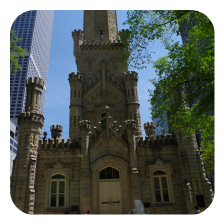 Chicago Walking Tours Mag Mile