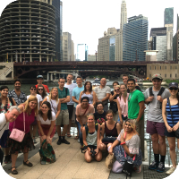 Chicago Walking Tours Riverwalk