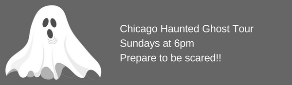 Chicago Ghost Tour Banner