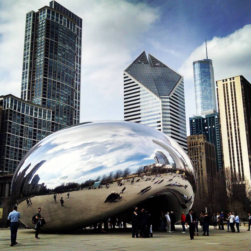 chicago loop tour architecture walking tours park millennium bean chicagos vamonde